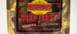 3oz hangtown beef jerky original